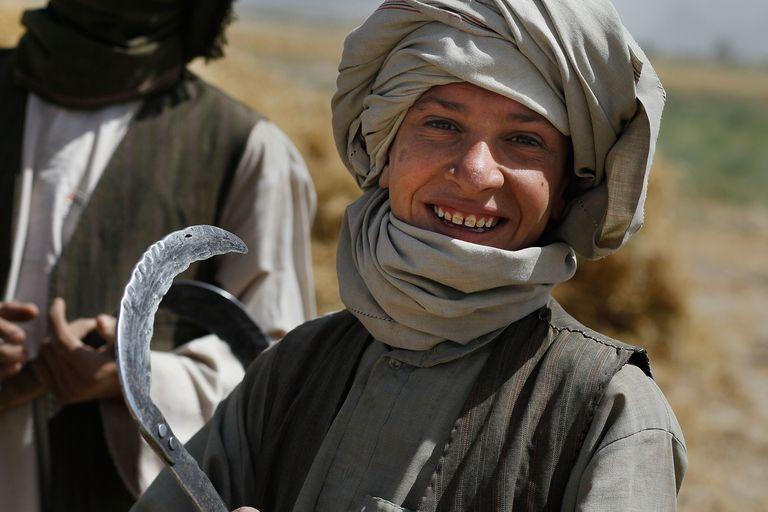 Численность населения Афганистана