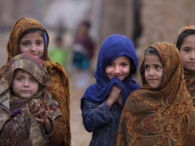 Плотность населения Афганистана