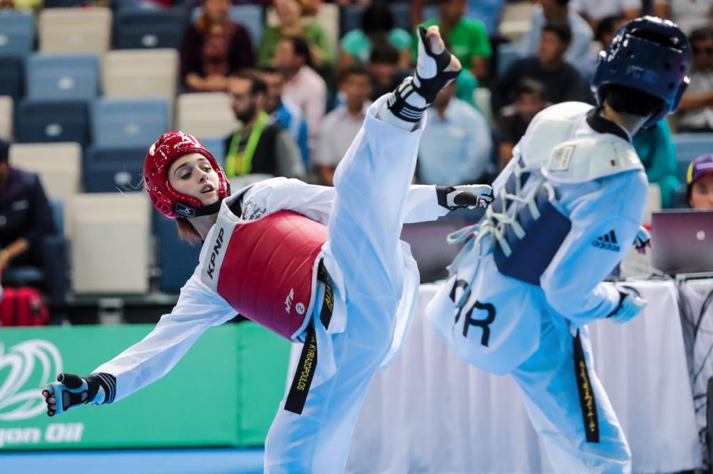 Соревнования по боевым искусствам