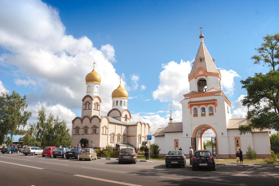 Троицкий собор в Жлобине