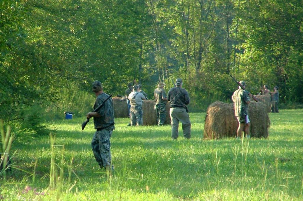 Основные виды охоты