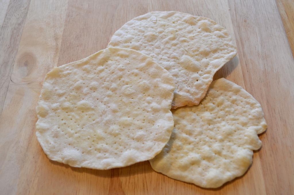маца - пресный хлеб Израиля