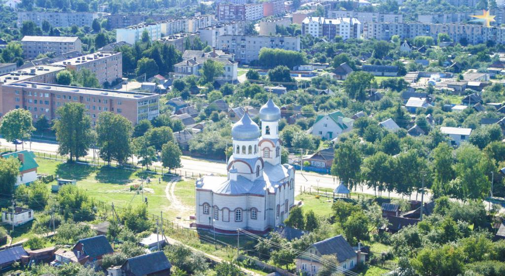 Троицкий собор в Жлобине, Беларусь
