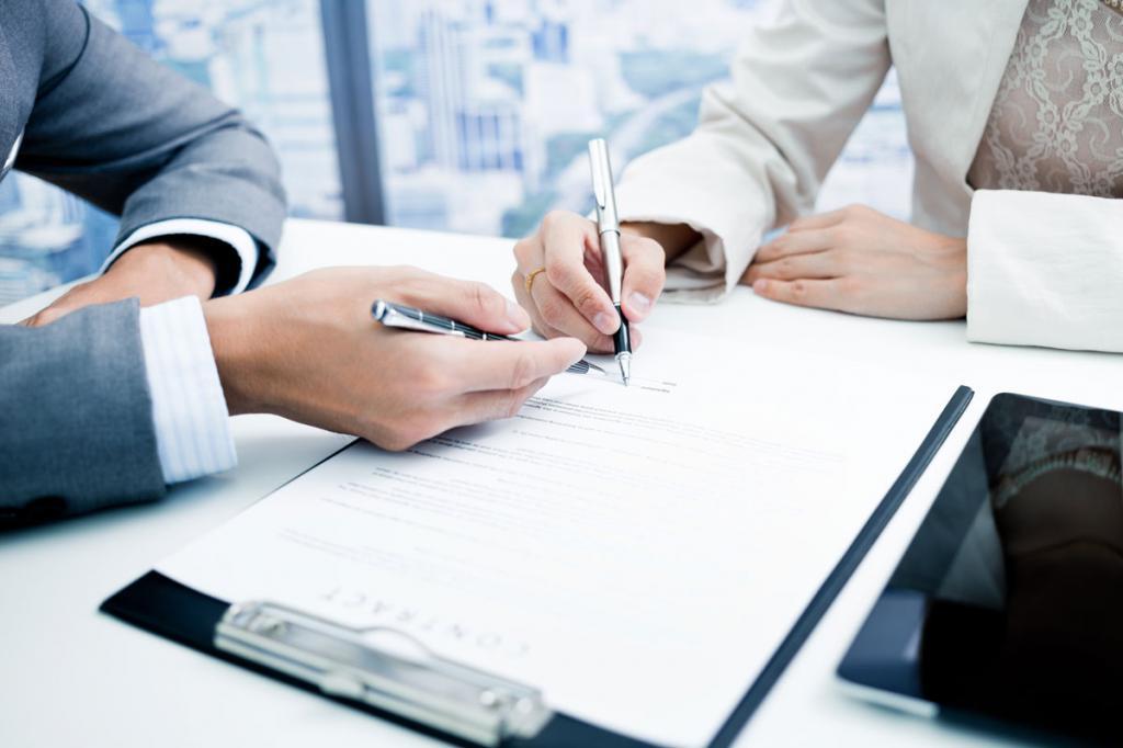Договор продажи предприятия