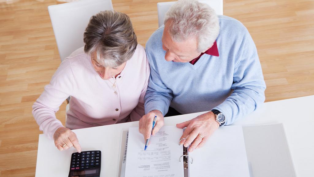 изменение размера пенсии в 2018 году