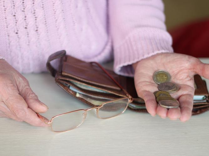 изменение размера пенсий