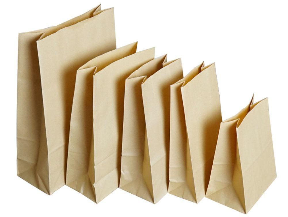 Пакеты из крафт-бумага