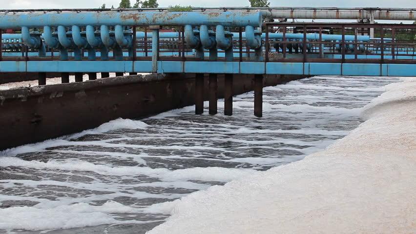 Загрязнение Азовского моря через стоки