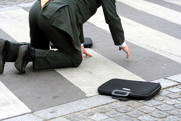 статистика ДТП с участием пешеходов