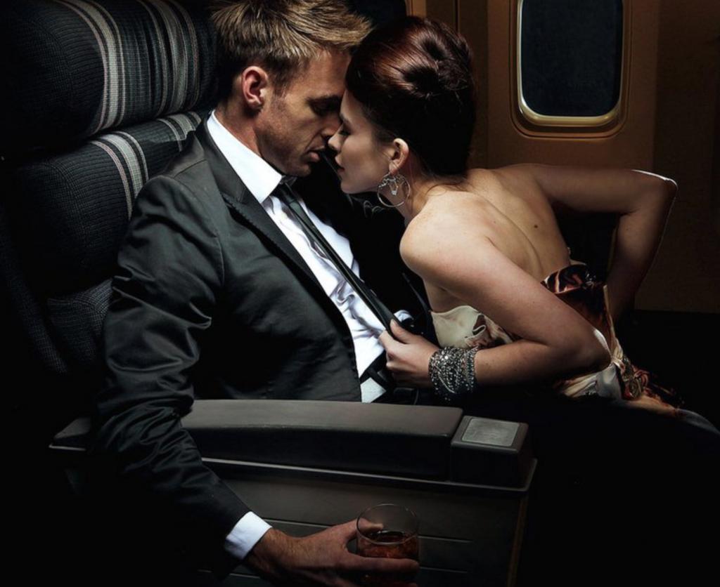 Как сделать мужу незабываемый секс?
