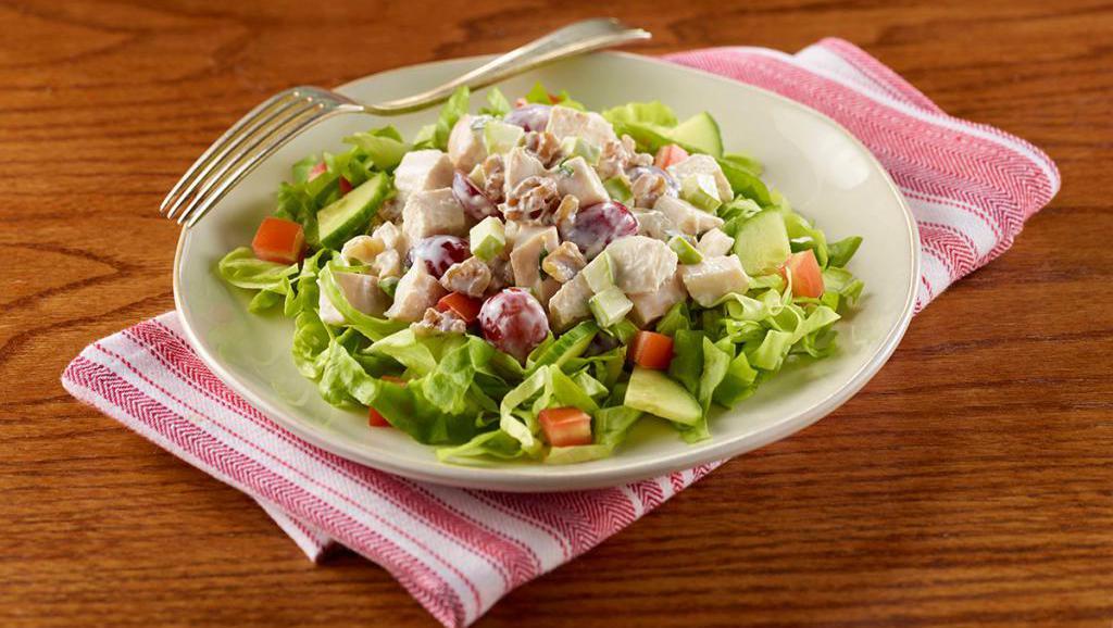 рецепт с фото салатов европейской кухни
