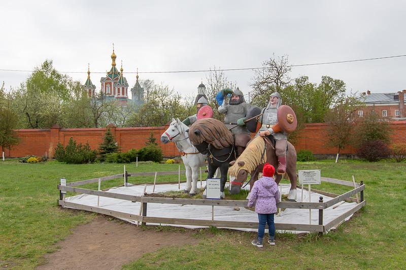 Музеи, памятники Коломны