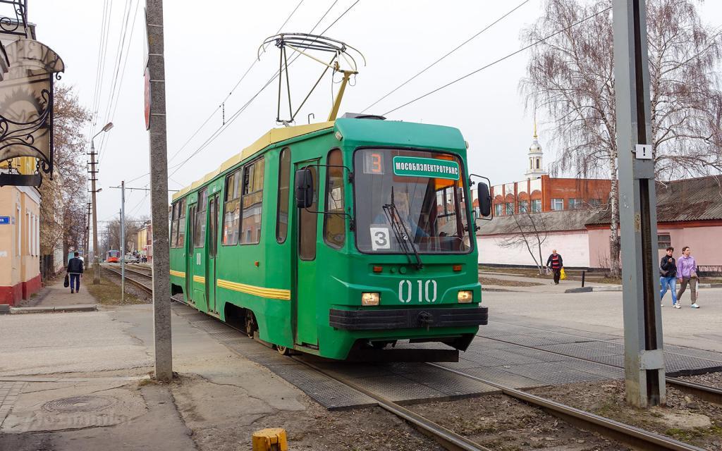 Транспорт Коломны