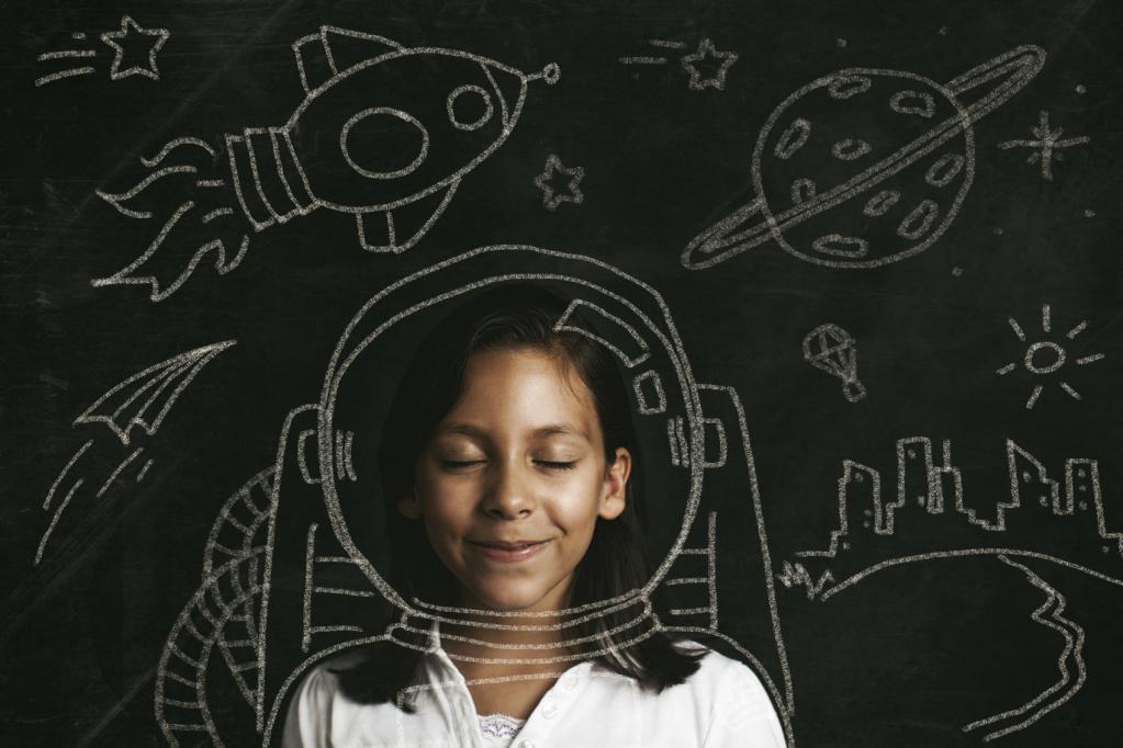 развитие образного мышления у дошколят