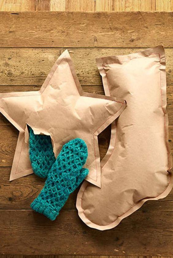 как обернуть подарок в подарочную бумагу