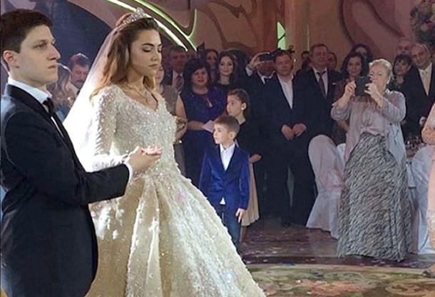 Свадьба Саида Гуцериева