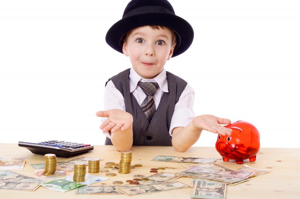 Дети и налоги