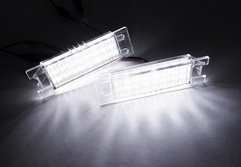 Автомобильные лампы дневного света