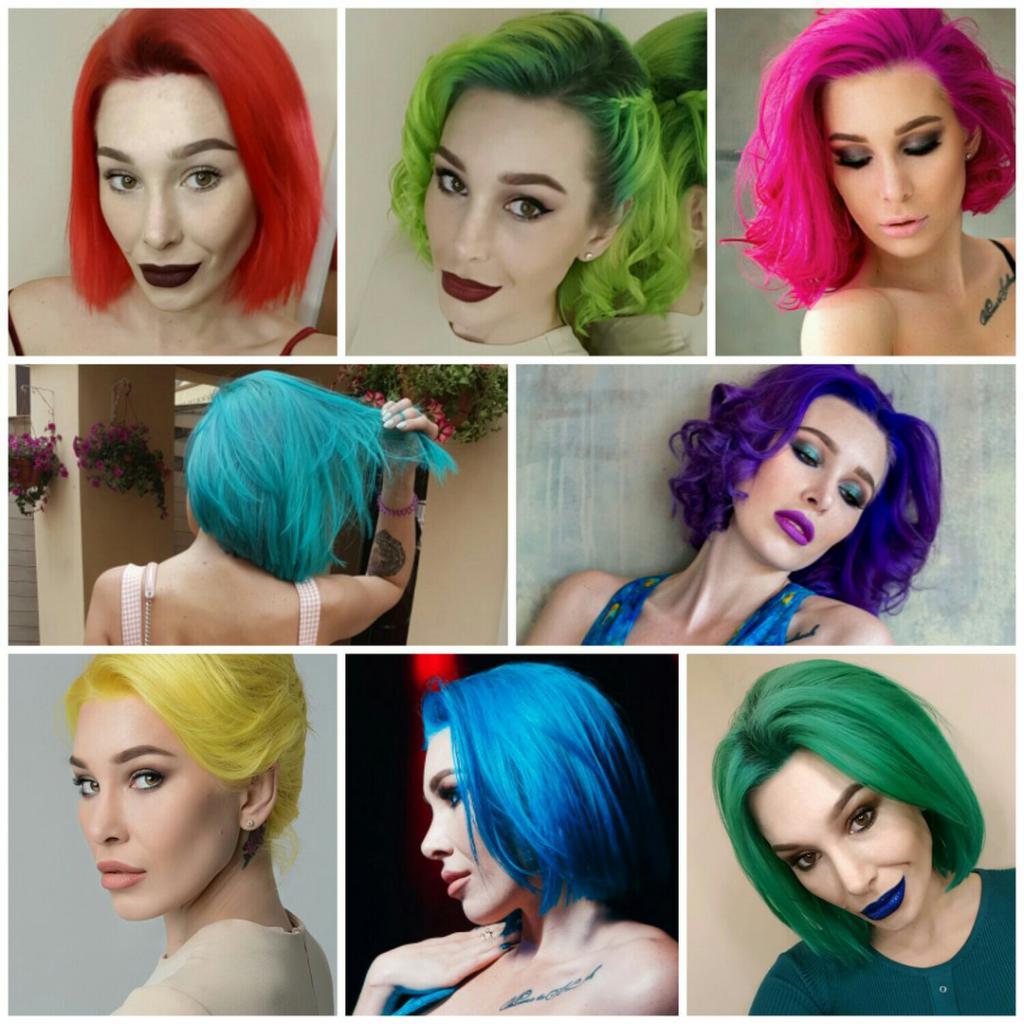 1000 и 1 цвет волос от Марии Вискуновой