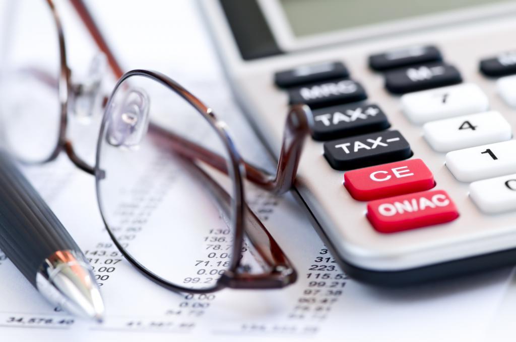 расчет налогов на работника