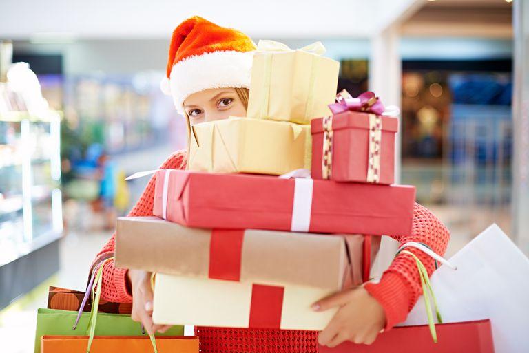 Долгожданные подарки