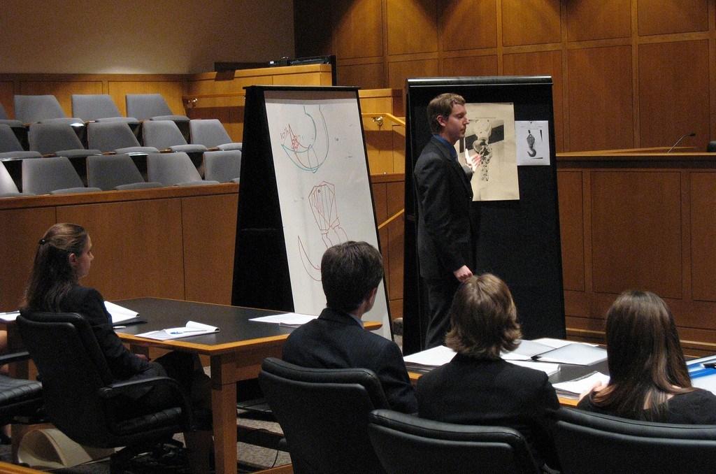 Направление работы юриста - адвокатура
