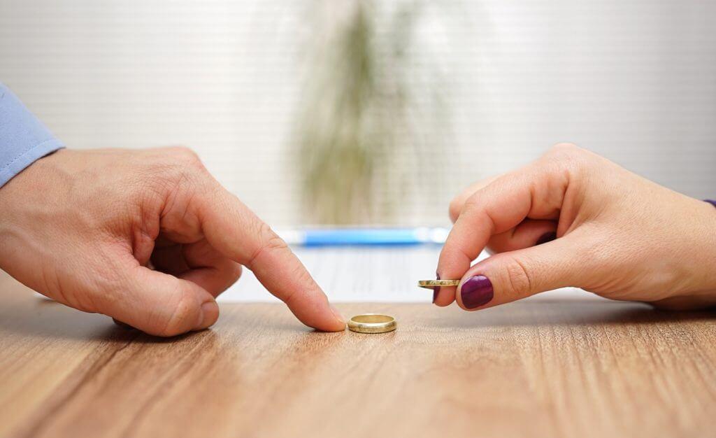 Развод с мирным соглашением