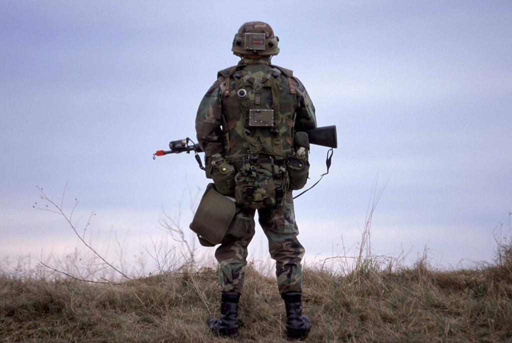 Характеристика для военкомата: распределение по виду войск