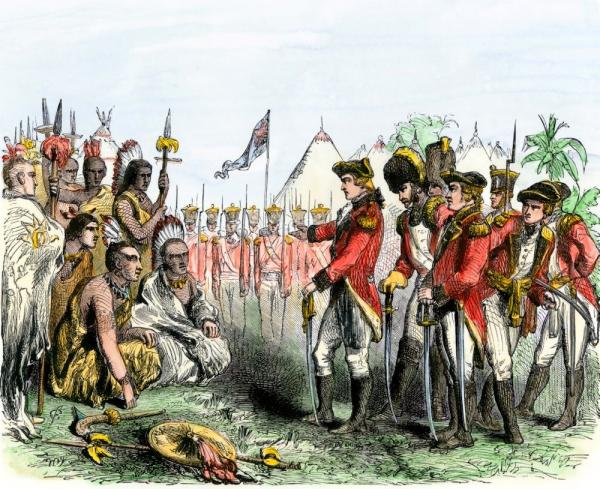 the contribution of the iroquois to the revolutionary war For the iroquois nations, the revolutionary war was a situation in which, in some cases literally, brother killed brother at the 1777 battle of oriskany, for example, the pro-british iroquois under the leadership of joseph brant (mohawk) and chainbreaker (seneca) fought against the pro-patriot iroquois under the leadership of nonyery.
