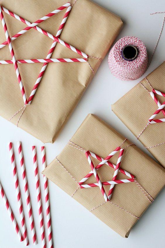 как красиво упаковать картину в подарочную бумагу