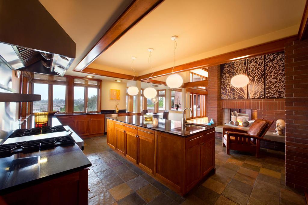 примеры освещения в деревянном доме