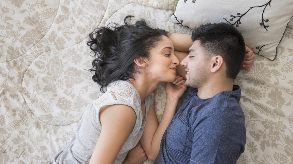женщина козерог мужчина дева совместимость в постели