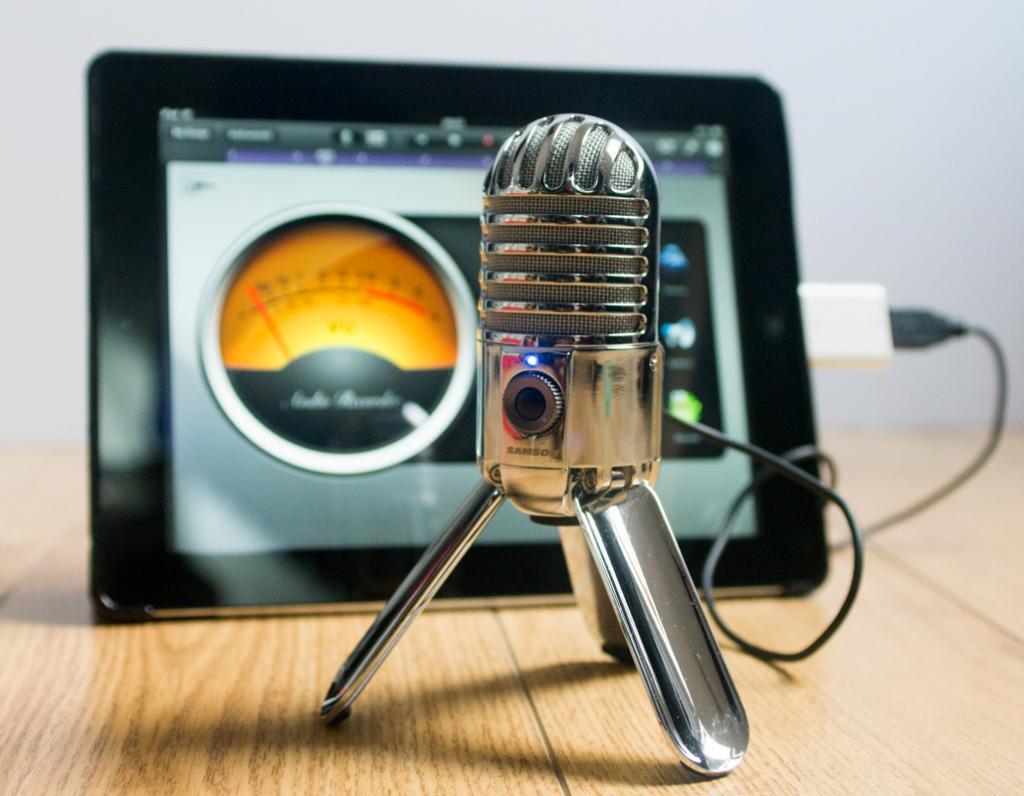 микрофон Samson Meteor