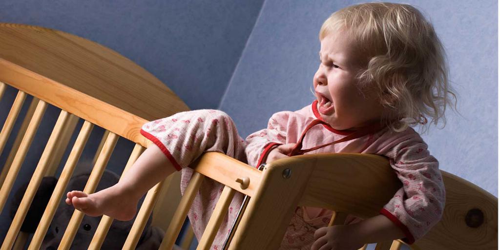 ребенок просыпается ночью каждый день в одно и