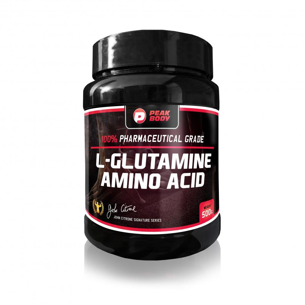 Аминокислота глютамин