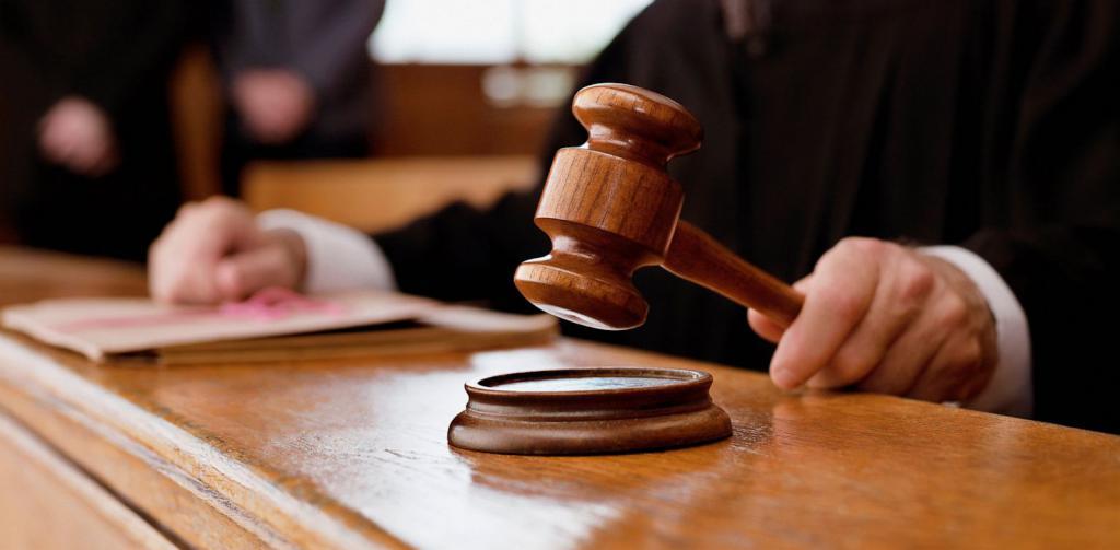 суды общей юрисдикции РФ