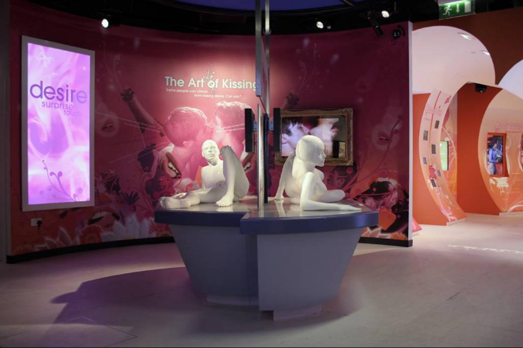 музей амуры лондона