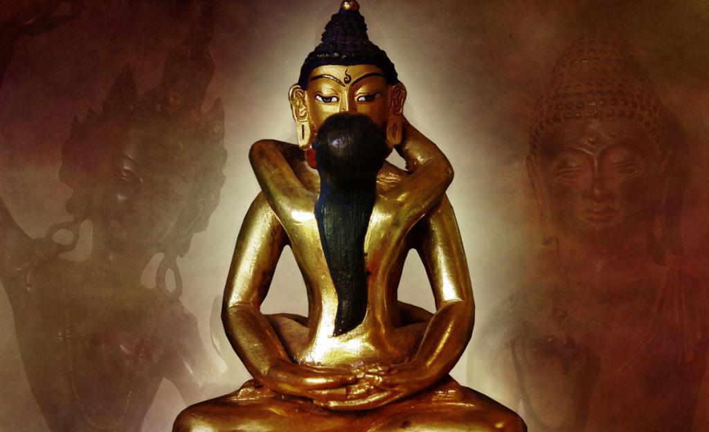 Индийские статуэтки Тантры