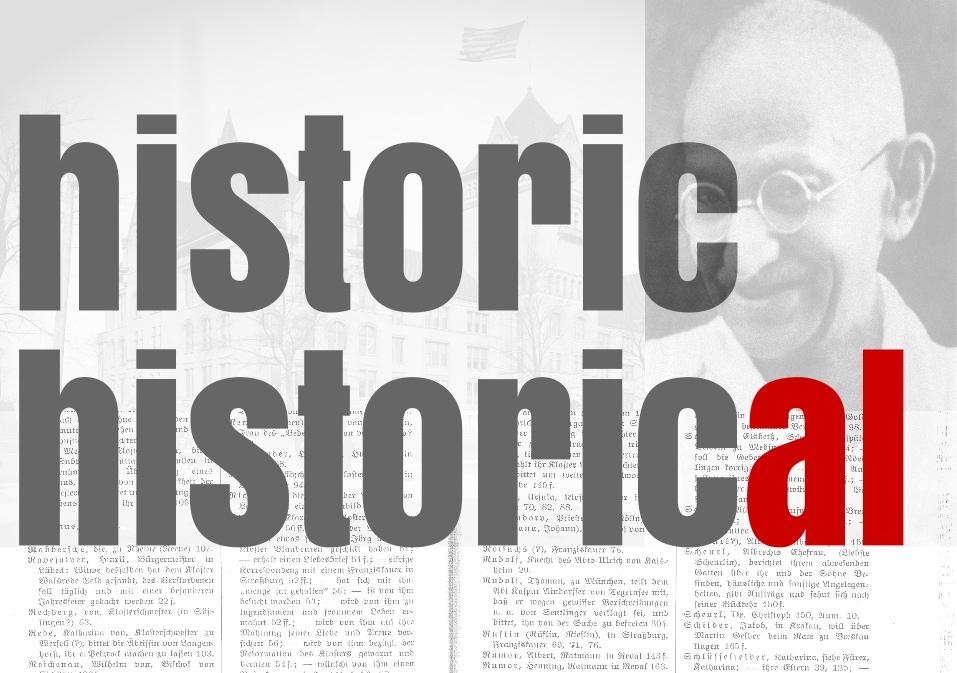 Historic - historical