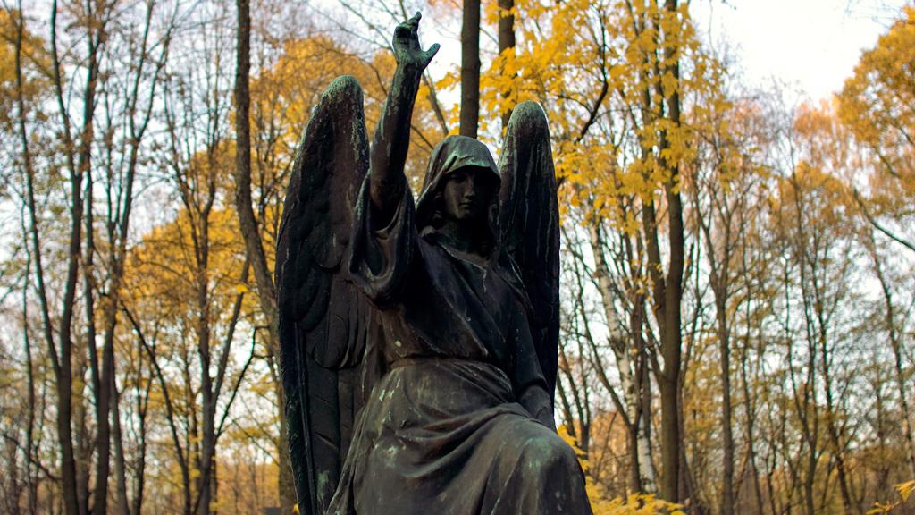 Надгробная скульптура