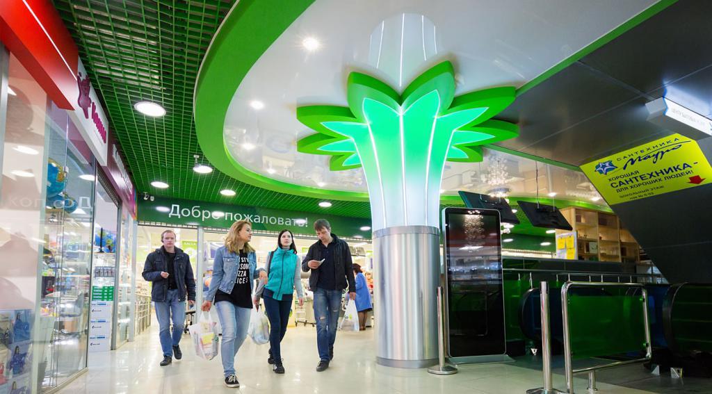Торговые центра в городе Иркутск