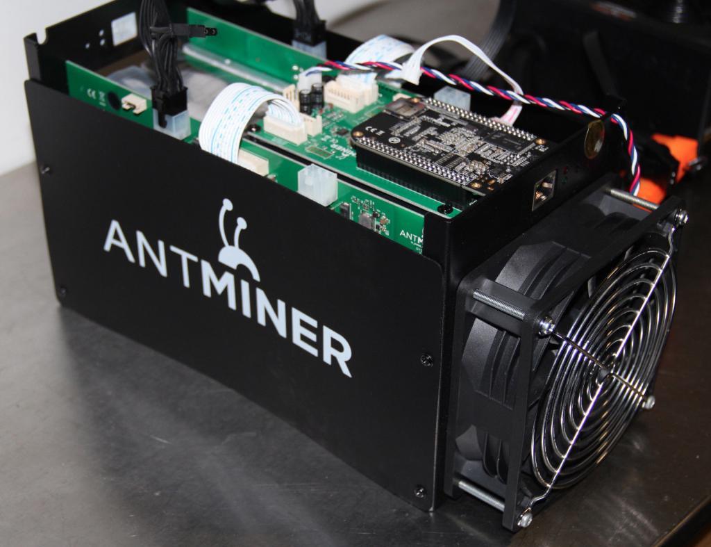 Asic Antminer