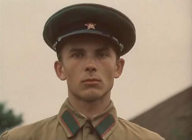Фильм с Алексадром Тимошиным Государственная граница