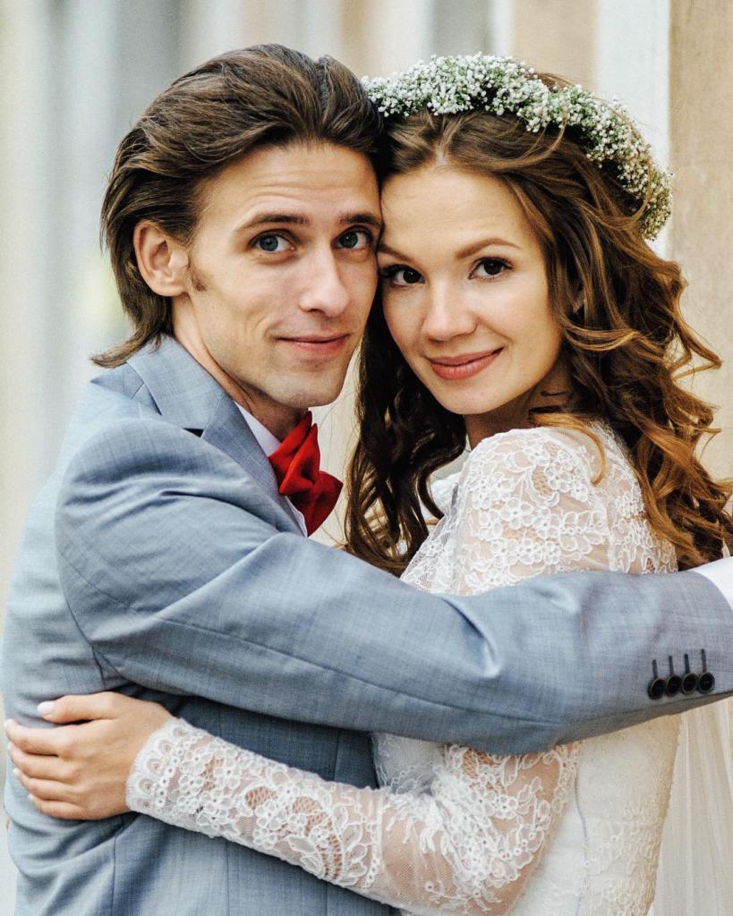 Алексей Веселкин и Алина Шишова