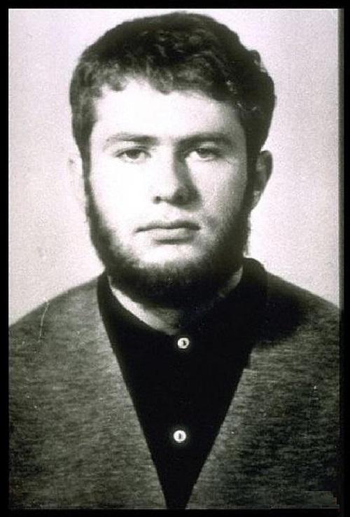 Жириновский в молодости