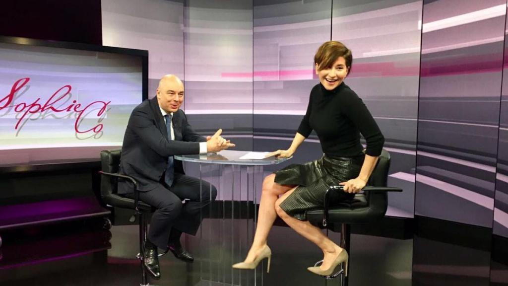 телеведущая софико шеварднадзе биография