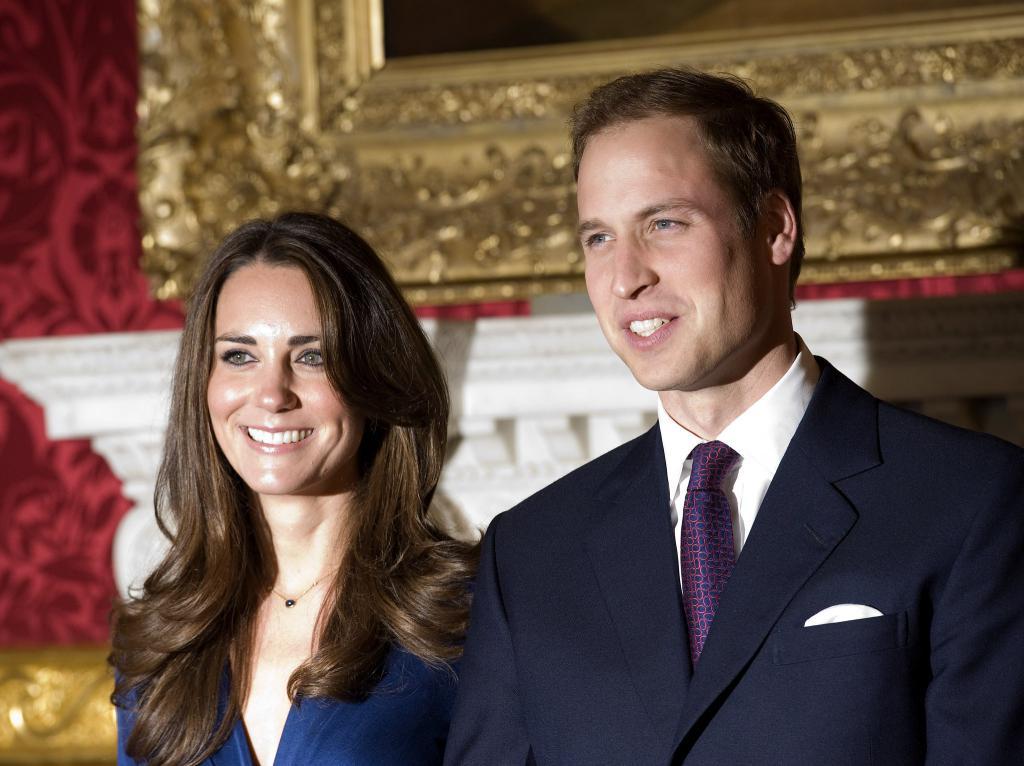 герцог и герцогиня Кембриджские Уильям и Кэтрин