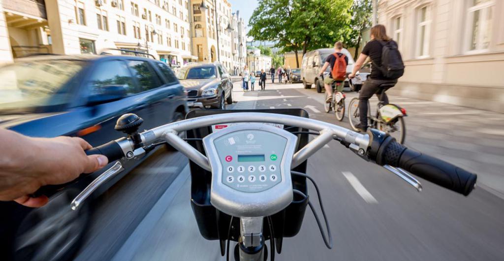 как работает московский велопрокат