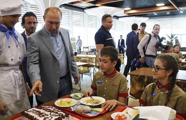Владимир Путин отлично знает немецкий