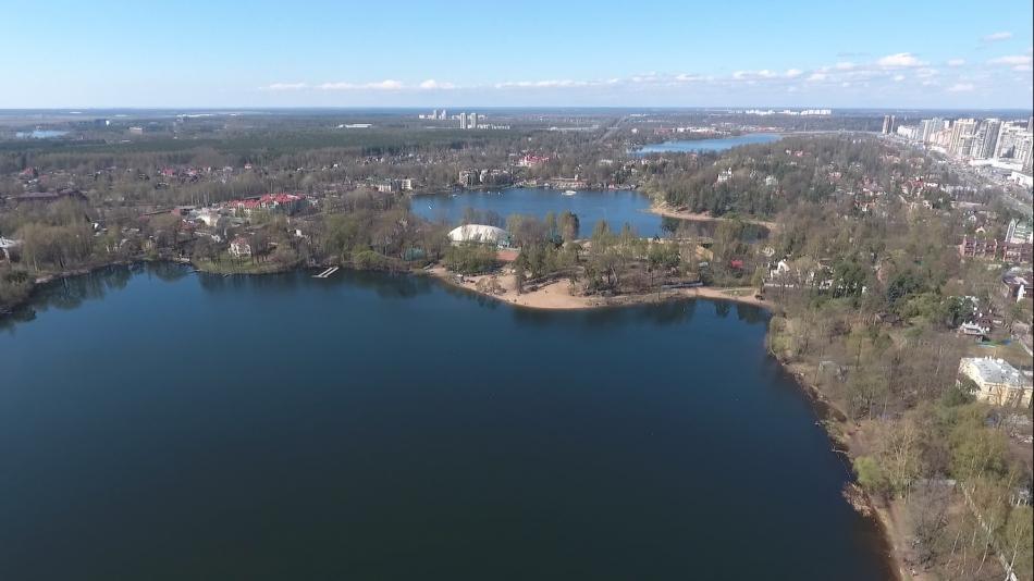 Суздальский озера